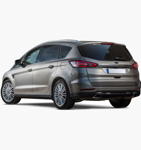Taxi Ford S Max