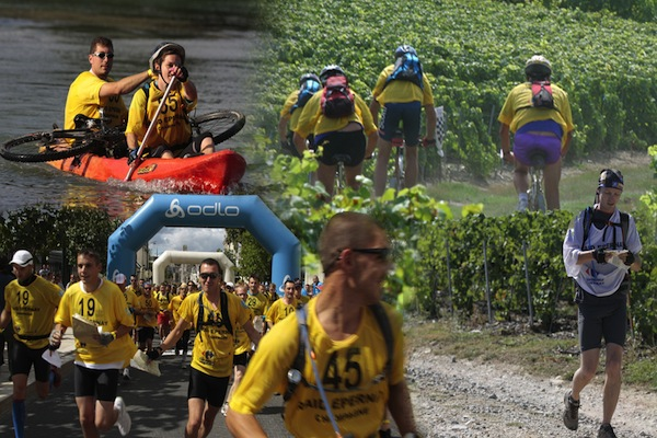 Le Raid Epernay-Champagne
