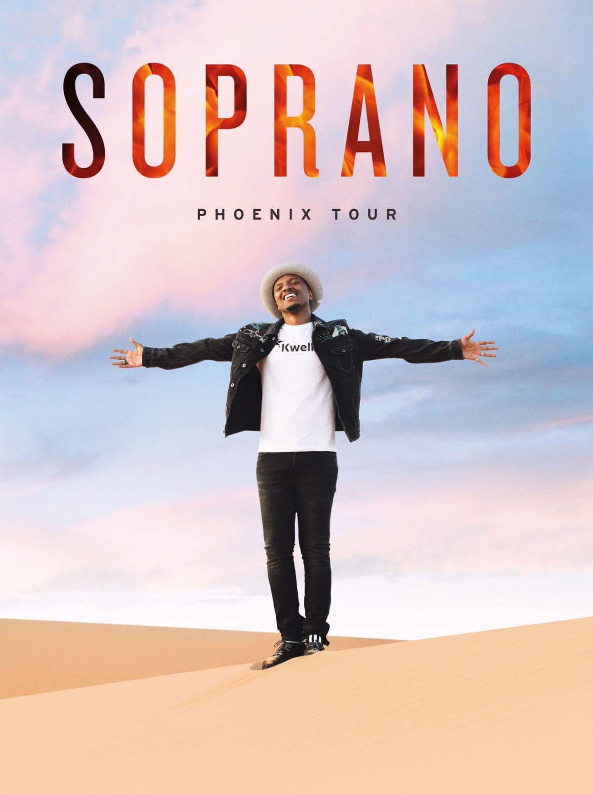 Soprano - Pheonix Tour