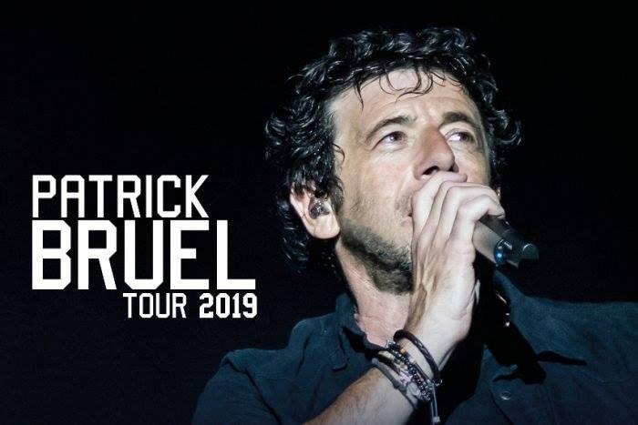 Patrick Bruel - Tour 2019