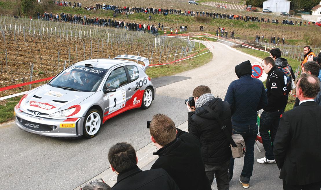 Rallye Epernay Vins de Champagne – 23e édition