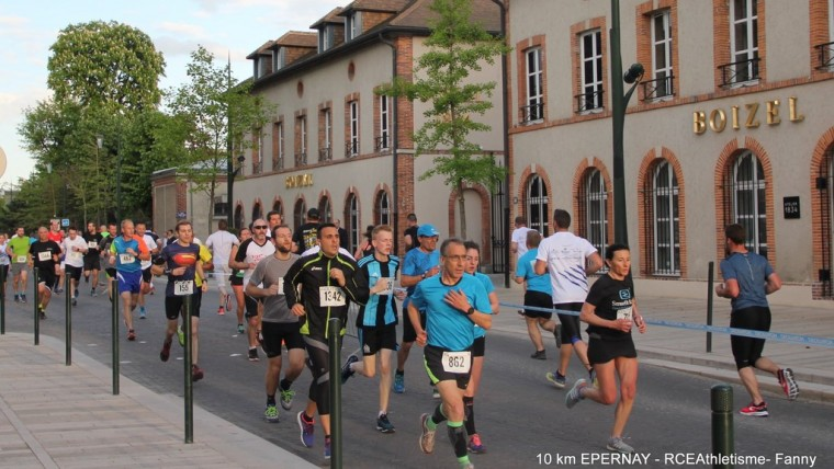 10 km d'Epernay 2020