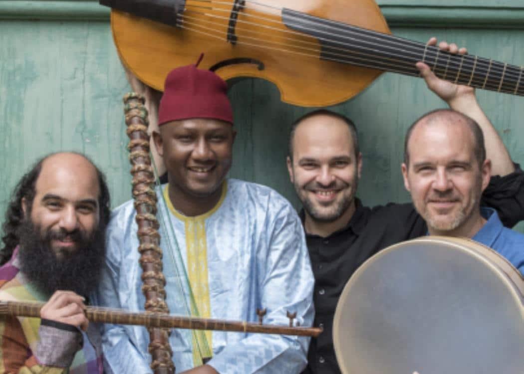 Ablaye Cissoko et l'Ensemble Constantinople