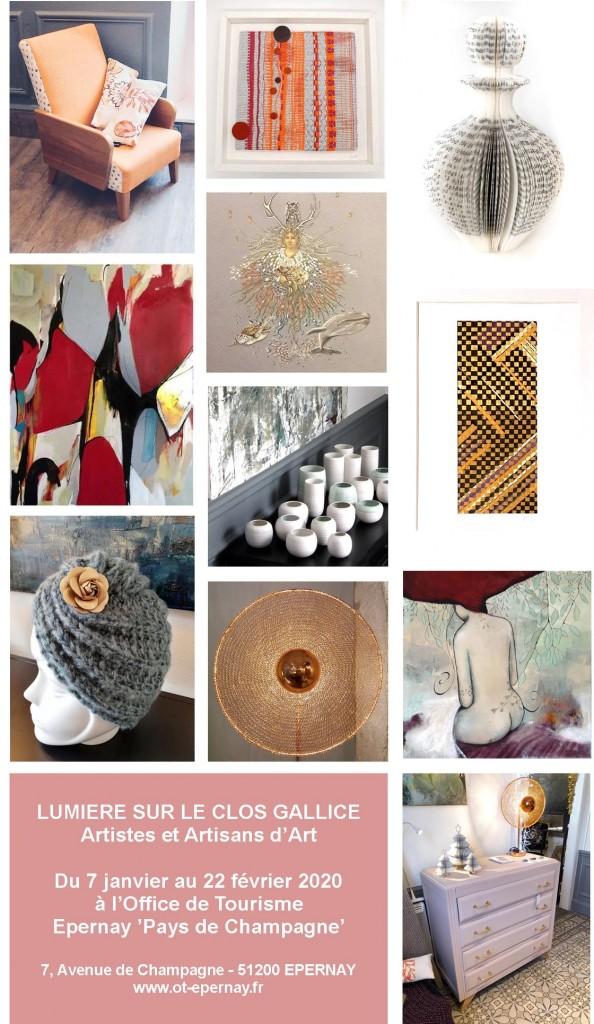 Exposition artistes et artisans d'Art