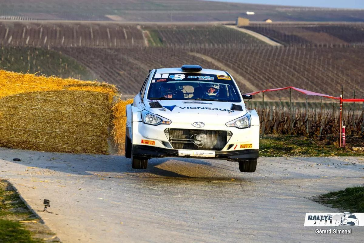 Le Rallye Epernay Vins de Champagne : 2020